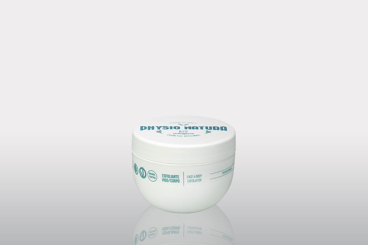 Physio Natura BIO: esfoliante al papavero per uso professionale