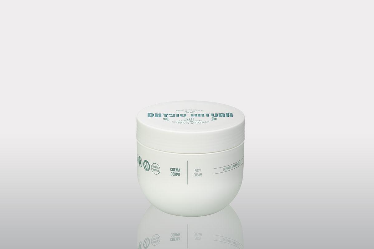 Physio Natura BIO: crema corpo alla lavanda per uso professionale