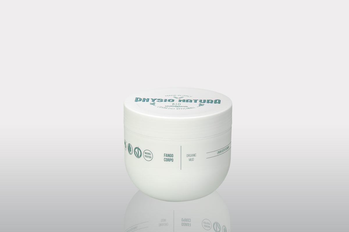 Physio Natura BIO: fango corpo agli estratti di lino per uso professionale